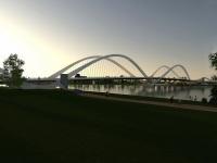 2 Pärnu kolmanda silla vaated. Visualiseeringu autor Mari-Liis VunderTrilog Studio OÜ