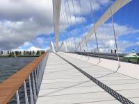 1 Pärnu kolmanda silla vaated. Visualiseeringu autor Mari-Liis VunderTrilog Studio OÜ