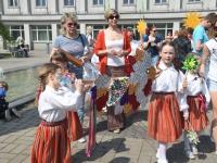 004 Pärnu koolieelsete laste laulupidu. Foto: Urmas Saard