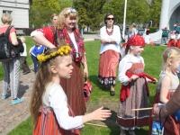 005 Pärnu koolieelsete laste laulupidu. Foto: Urmas Saard