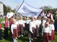 007 Pärnu koolieelsete laste laulupidu. Foto: Urmas Saard