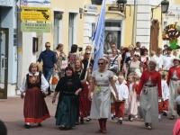 008 Pärnu koolieelsete laste laulupidu. Foto: Urmas Saard