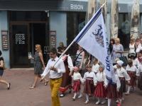009 Pärnu koolieelsete laste laulupidu. Foto: Urmas Saard