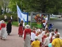010 Pärnu koolieelsete laste laulupidu. Foto: Urmas Saard