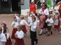 011 Pärnu koolieelsete laste laulupidu. Foto: Urmas Saard