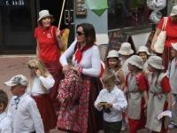 012 Pärnu koolieelsete laste laulupidu. Foto: Urmas Saard