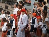 015 Pärnu koolieelsete laste laulupidu. Foto: Urmas Saard
