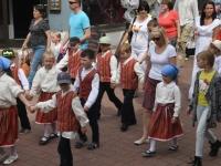 017 Pärnu koolieelsete laste laulupidu. Foto: Urmas Saard