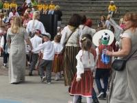 018 Pärnu koolieelsete laste laulupidu. Foto: Urmas Saard