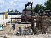 011 Pärnu kruiisisadama ehitus. Foto: Urmas Saard