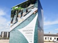 014 Pärnu kruiisisadama ehitus. Foto: Urmas Saard
