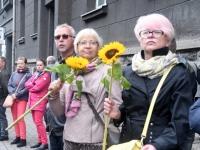 064 Pärnu linn XII noorte laulupeo rongkäigus. Foto: Urmas Saard
