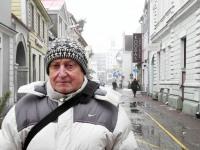 Pärnu linnapea poolt tunnustatud Jüri Tali. Foto: Urmas Saard / Külauudised