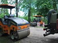 005 Pärnu maantee remont Sindis. Foto: Urmas Saard