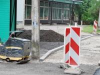 007 Pärnu maantee remont Sindis. Foto: Urmas Saard