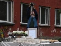 8 Pärnu mnt 27a renoveerimise alustamine. Foto: Urmas Saard / Külauudised