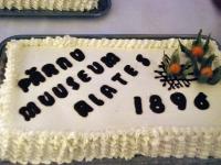 005 Pärnu muuseumi sünnipäeva tort. Foto: Urmas Saard