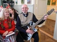 003 Pärnu päeva kontsert Raeküla Vanakooli keskuses. Foto: Urmas Saard