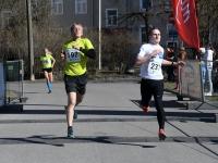 047 Pärnu päeval Sinilillejooksul ja Keskväljakul. Foto: Urmas Saard