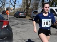 057 Pärnu päeval Sinilillejooksul ja Keskväljakul. Foto: Urmas Saard
