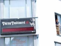 005 Pärnu Postimehe rahval ja lugejatel oli ühine pidupäev. Foto: Urmas Saard
