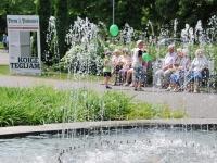 011 Pärnu Postimehe rahval ja lugejatel oli ühine pidupäev. Foto: Urmas Saard