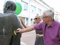018 Pärnu Postimehe rahval ja lugejatel oli ühine pidupäev. Foto: Urmas Saard