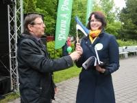 004 Jüri Trei Pärnu Postimehe sünnipäeva peol. Foto: Urmas Saard