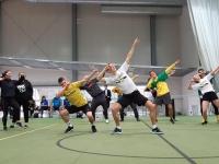007 Pärnu ühisgümnaasiumi kuuendal Jõuluolümpial. Foto: Pärnu ühisgümnaasium