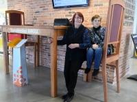 002 Pärnu väärikad Ahhaa keskuses. Foto: Urmas Saard
