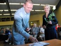 007 Pärnu väärikad alustasid kaheksandat õppeaastat. Foto: Urmas Saard
