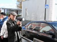 029 Pärnu väärikad politseimuuseumis. Foto: Urmas Saard