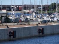 005 Pärnu Vana sadam on Serenissima vastuvõtuks valmis. Foto: Urmas Saard