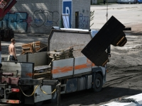 007 Pärnu Vana sadam on Serenissima vastuvõtuks valmis. Foto: Urmas Saard