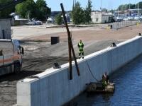 010 Pärnu Vana sadam on Serenissima vastuvõtuks valmis. Foto: Urmas Saard