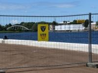 014 Pärnu Vana sadam on Serenissima vastuvõtuks valmis. Foto: Urmas Saard