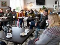 Pärnu Y-klubi ühisel töökoosolekul Y-klubi Pärnu Diakooniaga. Foto: Urmas Saard / Külauudised