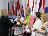 045 Y's Men ühenduse Euroopa piirkonna konverents Jekaterinburgis. Foto: Urmas Saard