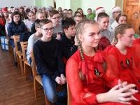 018 Pärnumaa 15. vene keele päev Sindi gümnaasiumis. Foto: Urmas Saard