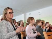 024 Pärnumaa 15. vene keele päev Sindi gümnaasiumis. Foto: Urmas Saard