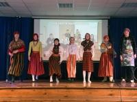 031 Pärnumaa 15. vene keele päev Sindi gümnaasiumis. Foto: Urmas Saard