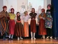 034 Pärnumaa 15. vene keele päev Sindi gümnaasiumis. Foto: Urmas Saard