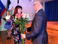 062 Pärnumaa 15. vene keele päev Sindi gümnaasiumis. Foto: Urmas Saard