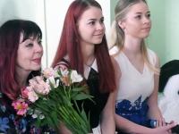 063 Pärnumaa 15. vene keele päev Sindi gümnaasiumis. Foto: Urmas Saard