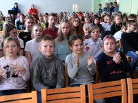 065 Pärnumaa 15. vene keele päev Sindi gümnaasiumis. Foto: Urmas Saard