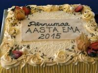 Aasta emale valmistatud tort