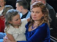 008 Pärnumaa aasta ema 2016 austamine Pärnu raekojas. Foto: Urmas Saard