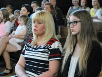 016 Pärnumaa aasta ema 2016 austamine Pärnu raekojas. Foto: Urmas Saard