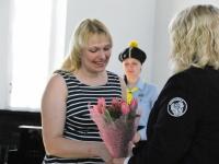 018 Pärnumaa aasta ema 2016 austamine Pärnu raekojas. Foto: Urmas Saard