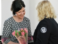 019 Pärnumaa aasta ema 2016 austamine Pärnu raekojas. Foto: Urmas Saard